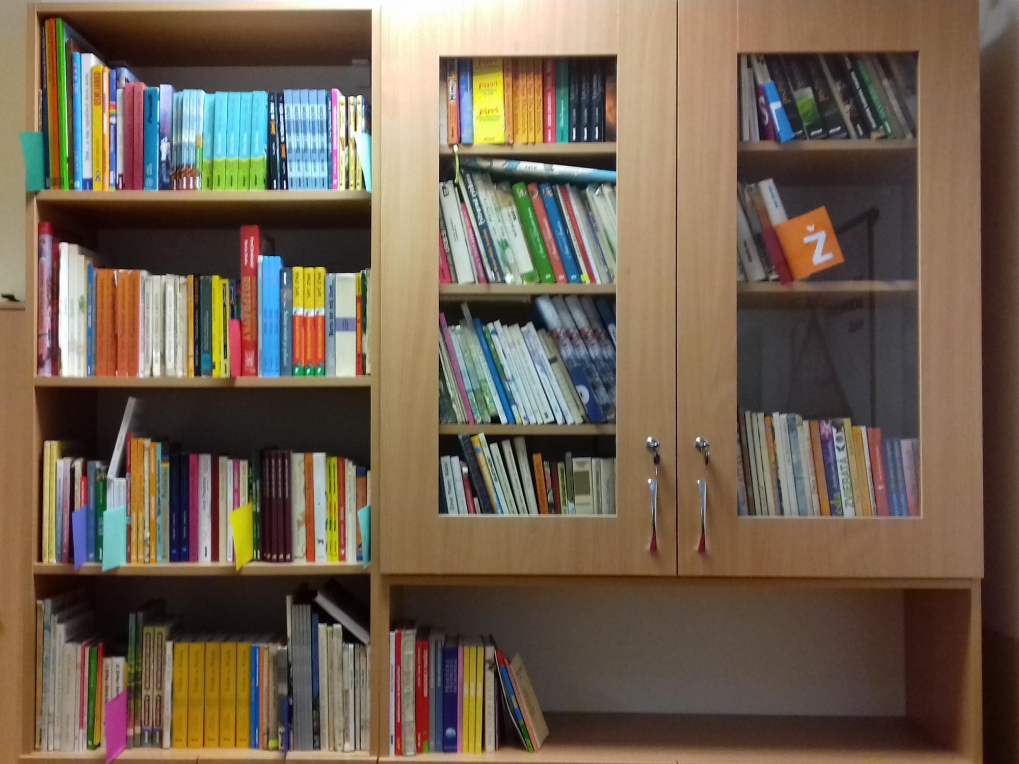Knihy prisli