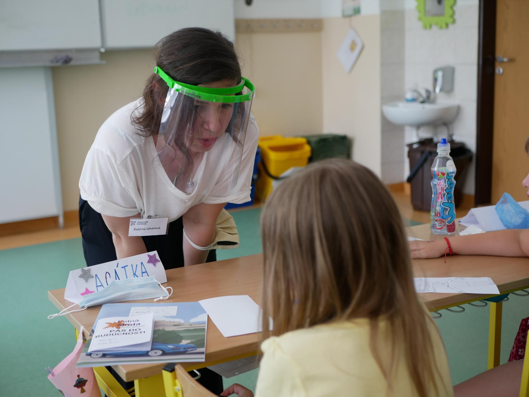 Letná škola Teach for Slovakia 7